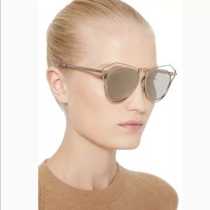 Karen Walker sunglasses Marguerite Cutout Cat Eye